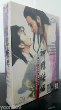 10 DVD The Return Of The Condor Heroes 1983 TVB Andy Lau Series English Subtitle
