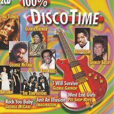 CD - 100% Disco Time / #373