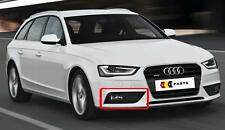 AUDI A4 2012-2016 NEW GENUINE BUMPER O/S RIGHT FOG LIGHT GRILL 8K0807682K 01C
