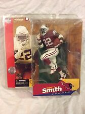 McFarlane Football Series 6 Emmitt Smith Red Jersey Chase Action Figure MIP