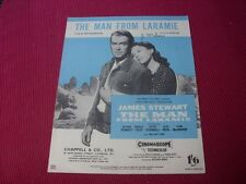 L'uomo di Laramie, Originale Spartiti Musicali
