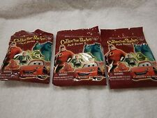 3 Disney Collector Packs Park Series 6 Sealed Unopened Pack NIP Cars pixar Nemo