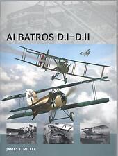Air Vanguard No. 5: Albatros D.I-D.II - James F Miller NEW Osprey Paperback