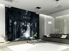Street by Night  Wall Mural Photo Wallpaper GIANT WALL DECOR PAPER POSTER