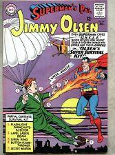 Superman's Pal Jimmy Olsen #89-1965 fn+ John F Kennedy Otto Binder