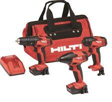hilti Cordless Drill Combo