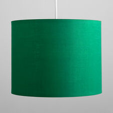 Fabric Ceiling Pendant Table or Floor Lamp Light Shade Lampshades Shades 2 Sizes