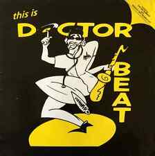 V/A ‎- This Is Doctor Beat (LP) (G/G-)