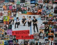 5 SECONDS OF SUMMER-POSTER a2 (XL - 42 x 55 cm) - skinning fan Raccolta Nuovo