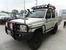 2012 Toyota Landcruiser VDJ79R MY13 Workmate Double Cab Manual 5sp M