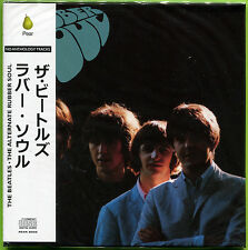 The Beatles THE ALTERNATE RUBBER SOUL Japan mini LP CD w/OBI No Anthology Tracks