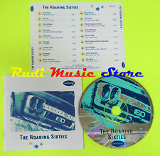 CD THE ROARING SIXTIES status quo santana johnny cash donovan byrds (c24) mc dvd