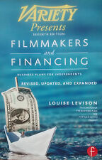Filmmakers and Financing : Business Plans for Independents by Louise Levison...