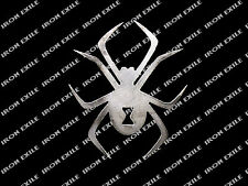 Metal Spider #4 Paint Stencil for Halloween Decor Decorations Black Widow