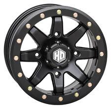 """(4) STI 14"""" HD9 Aluminum Bead lock Wheel Polaris RZR CanAm Kawasaki Teryx Honda"""