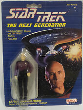 STAR TREK THE NEXT GENERATION : CAPTAIN JEAN-LUC PICARD ACTION FIGURE (TK)
