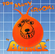 Too Many Crooks ‎– Bounce CD 1996