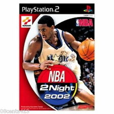 ESPN NBA 2Night 2002 (Playstation PS2) Japanese Import (NTSC J) COMPLETE