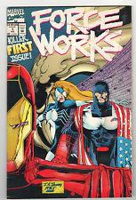 Force Works Issue #1 Marvel Comic Book 1994