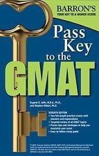 Pass Key to the GMAT (Barron's Pass Key the Gmat)
