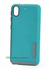 Incipio DUALPRO Hard Shell Case Snap Cover for HTC Desire 626s Blue (Teal/Gray)