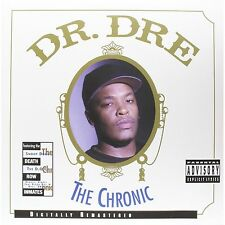 DR DRE - THE CHRONIC (EXPLICIT VERSION) REMASTERED - 2 X VINYL LP NEW / SEALED
