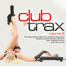 Club Trax Vol.2 - Various Artists (2CDs) Neu