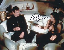 BARBARA BACH SIGNED 007 JAMES BOND 8x10 PHOTO 5 - UACC & AFTAL RD AUTOGRAPH