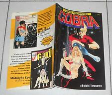 COBRA SPACE ADVENTURES n. 1 Anno 1 Buichi Terasawa Play Press 1992 con POSTER