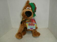 Macy's Exclusive Holiday Scooby-Doo Plush Toy & CD-Rom New !!!!