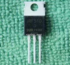 10pcs New IRF510 IRF510N Power MOSFET N-Channel IR TO-220
