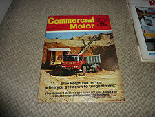 COMMERCIAL MOTOR MAGAZINE c FRIDAY APRIL 12th. 1968. FREE UK POSTAGE