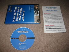 How To Turn Supervisors Into Safety Leaders - Business 21 PC CD-ROM Ready-Set-Go