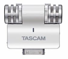 TASCAM iM2W Channel Portable Digital Recorder white