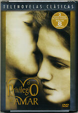 El Privilegio de Amar NOVELA New + Factory Sealed 2 DVD-Set Telenovela