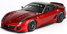 Ferrari 599XX Race version 2009 red Limited Edition 359 pcs P1815