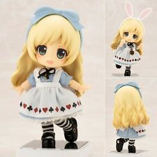 Kotobukiya Cu-poche Friends Alice Poseable Posable Doll Action Figure NEW Japan