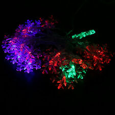 Fashion 3M 20LED Cotton Ball FAIRY String Lights Party Wedding Home Decor Lights