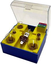 8GH 002 089-921 Hella Gluehlampen H1, Set, 12 V Sicherung Notfall Panne