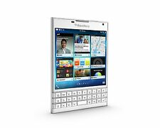 Blackberry Passport SQW100-1 4G 32GB Phone 3GB Ram White Brand New+Gift VAT FREE