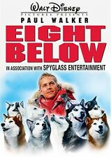 Eight Below [WS] (2007, REGION 1 DVD New) CLR/WS