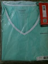 Bjorn born top exercise keep fit hydro pro mint green yoga gym m 14 ladies new