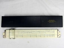 "Sun Hemmi Slide Rule No.259 12 5/8"" Advanced Mechanical Engineering"