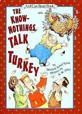 The Know-Nothings Talk Turkey (I Can Read Books)-ExLibrary