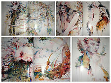 Tuuli Shipster clippings lot 2012 Hunger magazine fashion Carne Griffiths Rankin