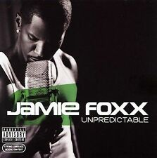 Unpredictable [PA] by Jamie Foxx (CD, DVD, Dual Disc, 2005,J Records) New Sealed