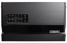 MB Quart ZA1-640.4 640 Watt RMS Z-Line Series 4 Channel Car Stereo Amplifier