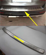 Rear Bumper Protector Trim for 2015-2016 Mercedes-Benz GLC Class X205 Steel