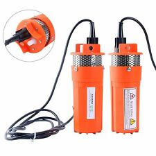 Farm & Ranch SOLAR POWERED Submersible DC Water Well Pump 24v/12v 230FT+ Lift