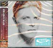 DAVID BOWIE-THE MAN WHO FELL TO EARTH-JAPAN 2 SHM-CD H40